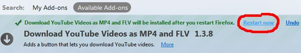 Download YouTube Videos as MP4 and FLV