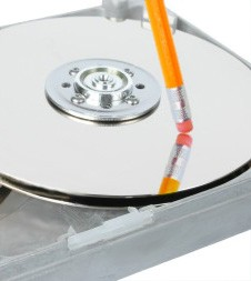 Wiping a Hard Drive